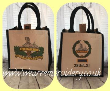 Glosters Tote Bag